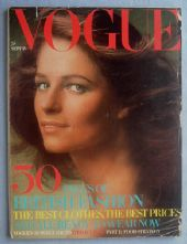 Vogue Magazine - 1970 - September 15th